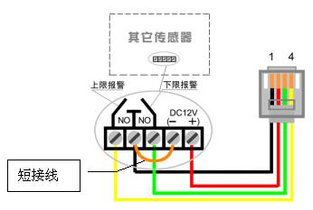 传感器安装接线图片